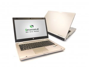 HP EliteBook 8460p i5-2510M 4GB 120 SSD W10 NOWA BATERIA