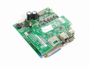 Parallel Network Main Board 40-0240008 TTP-2410M