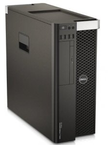 Dell T5610 E5-2620 12x2,5Ghz 64GB ECC 900GB SAS WIN7
