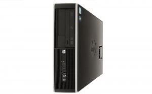 HP 6000 CORE 2 QUAD 8GB NOWY SSD 120GB WIN7