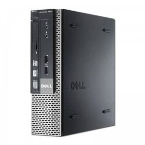 Dell 7010 USDT i3-3240 8GB DDR3 NOWY SSD 120GB WIN7