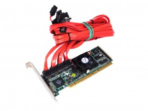 ARECA ARC-1220 8-PORT SATA II PCI-X + Kable
