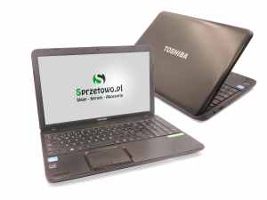 TOSHIBA SATELLITE C850 i3-2328M 4GB 320GB W10
