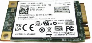 Dysk SSD Lite-on LMT-128M6M 128GB mSATA