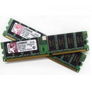 Pamięć RAM KINGSTON  KVR 1GB DDR1 DIMM 400 MHz