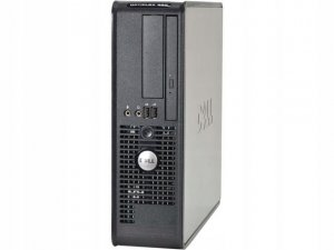Dell 380 DT Xeon 4x2,5GHz 4GB NOWY SSD 120 WIN7