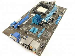 ASUS M4A76T10L/P6-M4A3000E/DP_MB AM3 DDR3